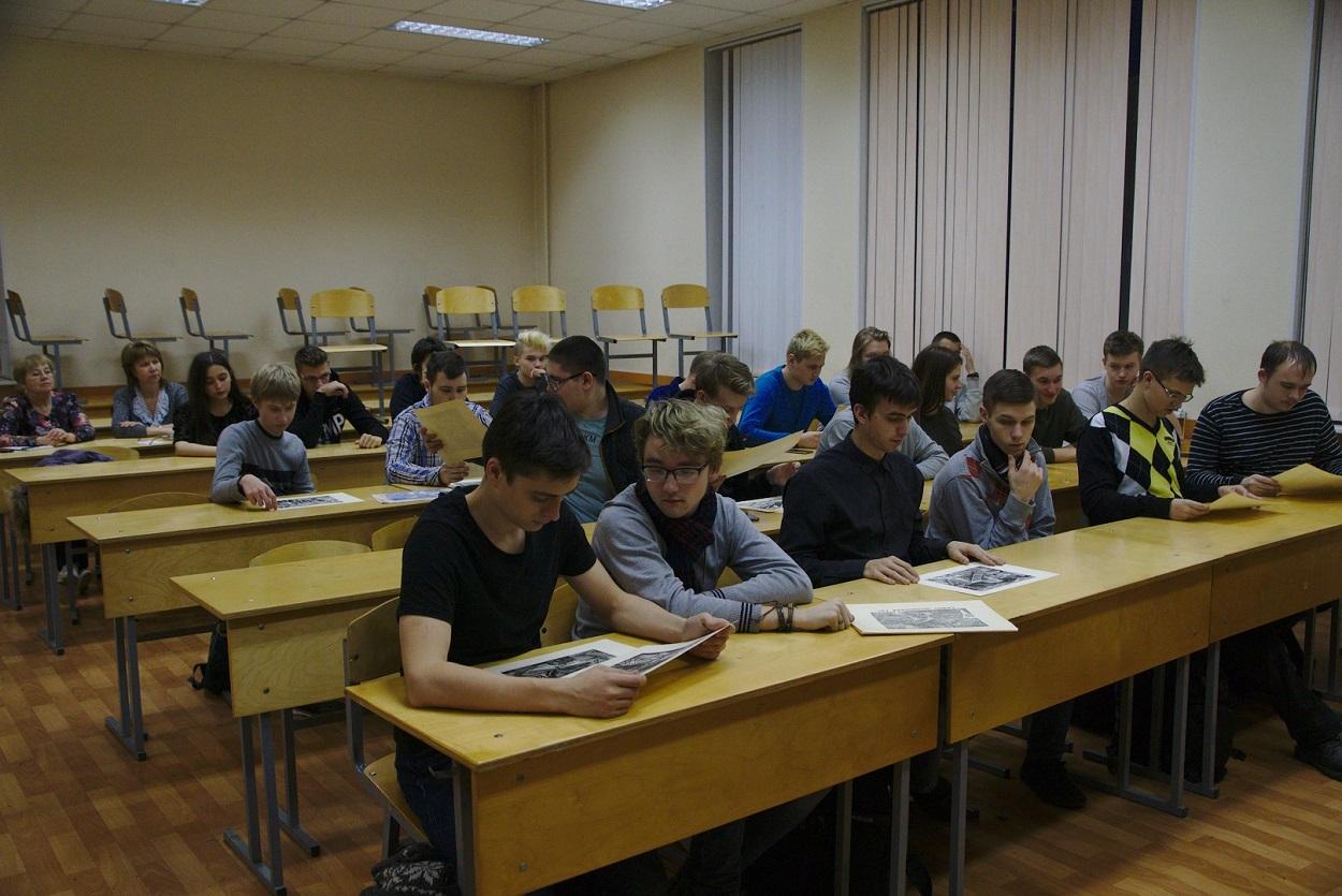 Лекция о постройке Саяно-Шушенской ГЭС студенческими отрядами Политехнического университета