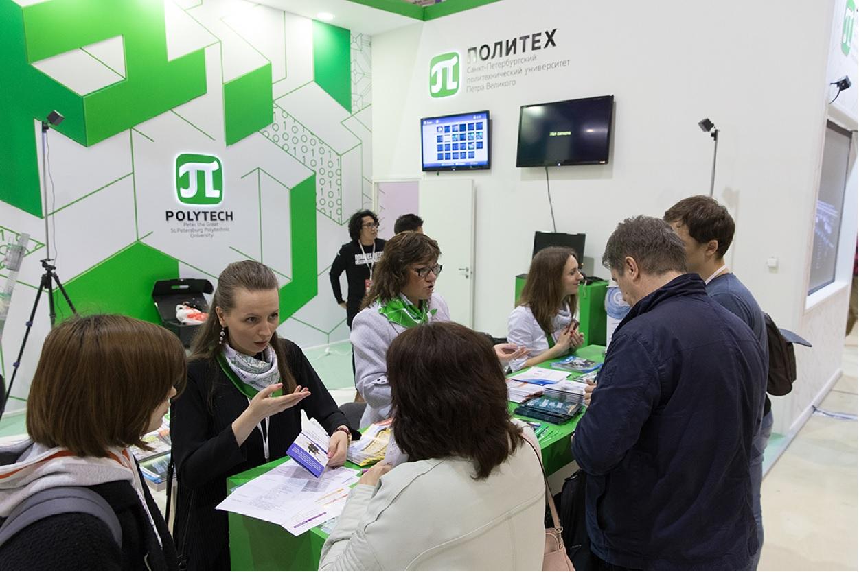 Участие в Московском международном салоне образования (ММСО-2018)